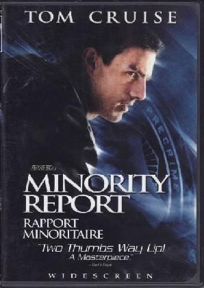 Minority Report Minority Report 2002
